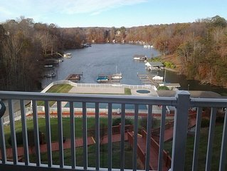 Totally Updated Waterfront Condo With Boat Slip.