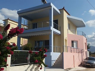 Μaisonette 115 M2 30 Meters From The Beach