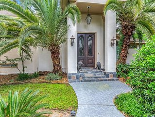 Stunning custom home sitted on 1/2 acre cul de sac lot