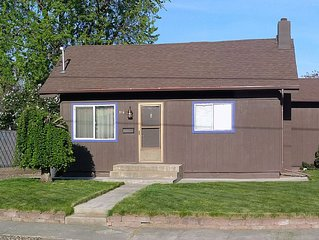 Blue Street Cottage: Centrally located between Whitman College and WWCC