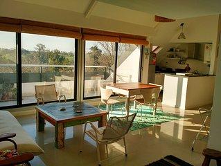 Romantico apartment on the Lujan River