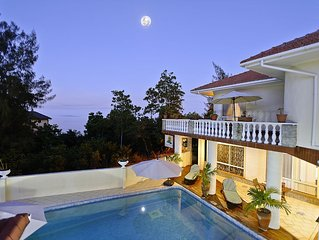 Carana Hilltop Villa - offering the personal touch to your stay in paradise