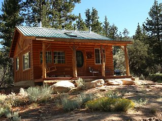 Secluded honeymoon cottage -off grid luxury!