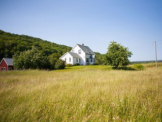 Cottage on the Margaree River