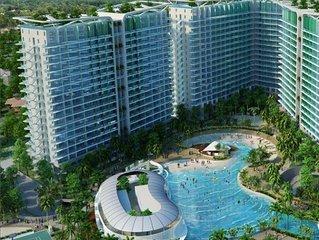 Azure Urban Residences Resort -Tropical Paradise