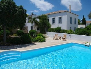 Charming Fully Modernized 19th Century Villa In A Quiet Residential Area.