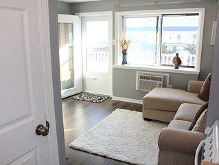 Beach Front Condo with Ocean Views- $100/ night!