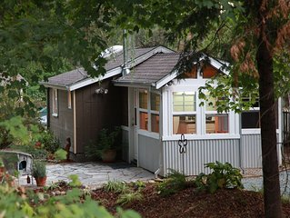 Adorable Two-Person Bungalow in Downtown Nevada City