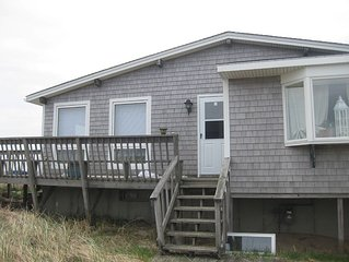 DIRECT OCEAN FRONT COTTAGE- SAGAMORE BEACH