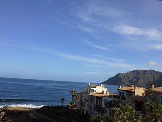 Sea-view apartment, 2 outdoor pools, ideally for great family vacations