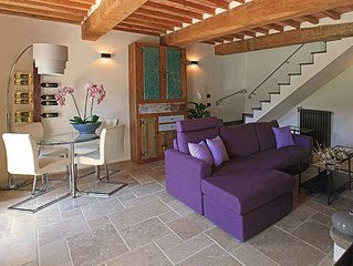 Tofanello, On The Border Of Tuscany/ Umbria 3 Luxury Holiday Houses (2 Persons)