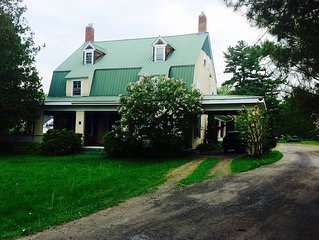 7 Bedroom House Near Stowe, Vermont