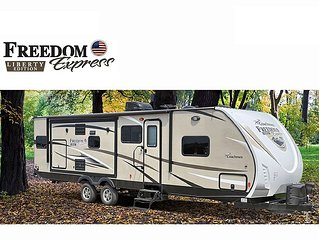 New  27' Limited Edition RV