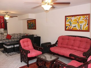 Beautiful Fully Furnished Centrically Located Complete House In Managua