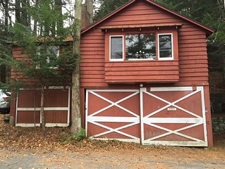 Rustic 1 Br Lakeview Cottage On Lake Buel