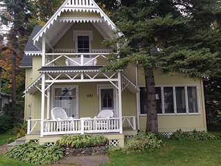 'Peace of Mind' Cottage in Historic Bay View Michigan