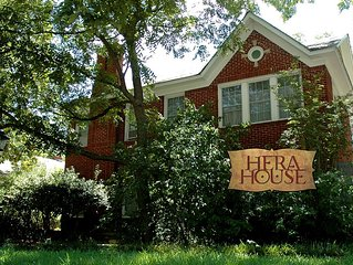 Sanctuary in the City | Hera House