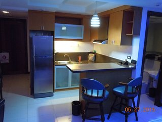 First Class Apartment ( Best kept Secret in Angeles City !)  Perfect location !