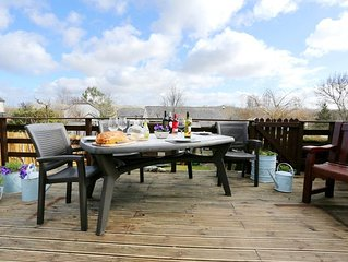 Devon East Dartmoor Village Sleeps 5 Luxury Holiday Home