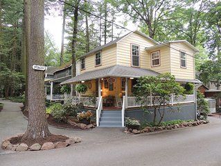 Why Not? A Newly Renovated 3 Bedroom Summer/Winter Cozy Cottage In Mt. Gretna Pa