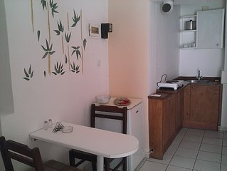 Studio For 2 Persons Near The City Center