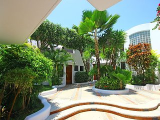 Oceanfront Luxury Beach House W/ Pool