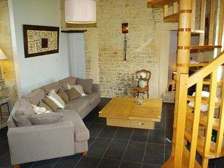 Maison tout confort a la campagne pres de Bayeux et des plages du debarquement