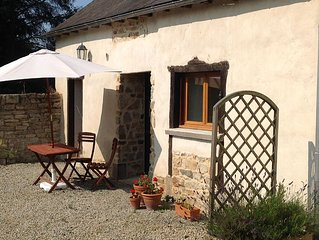 Tastefully refurbished gite, perfectly located to explore Brittany