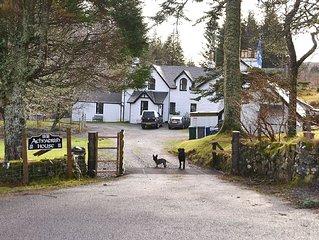 The Cabin, Achnadrish House, Isle of Mull