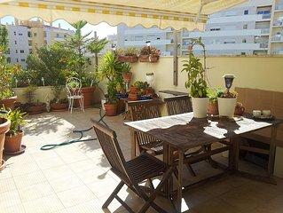 Apartamento na Parede com terraco perto da Praia ou Serra (Cascais/Sintra)