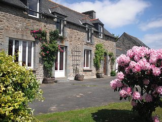 Bretton Farmhouse in central Brittany