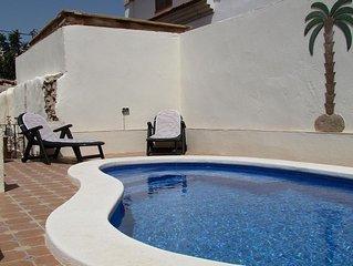 Finca Alegria - 200 Yr Old Renovated Spanish Farmhouse With Private Fun Pool
