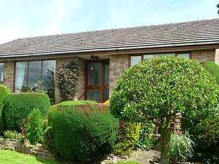 Family Friendly with stunning views in the most famous part of the Peak District