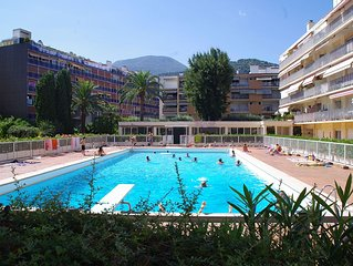 Lovely Studio Apartment With Swimming Pool And With A Great Location By The Sea