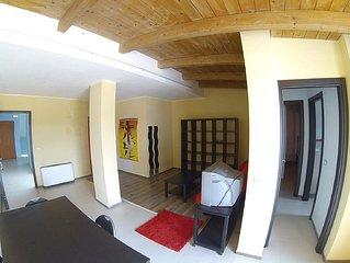 Residence Arianna Bilocale a Pescara 100% confort