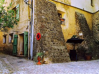 The old stable in Provence(Verte) Entrecasteaux,Var. Coast 50ms,Airport 60ms