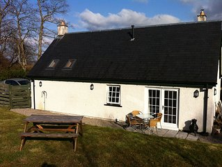 Superb luxury rural location set close to the banks of Loch Lomond National park