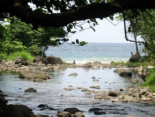 Riverside Loft dans une plantation tropicale