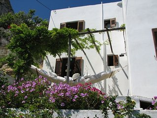 Romantic & Family Home, Extravagant View To The Aegean Sea, Quiet, Cool, Cosy