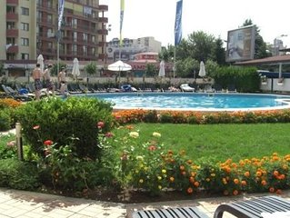 Home from Home One Bedroom Apartment Central Located Sunny Beach