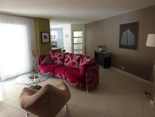 Bel appartement, près de Cordes sur Ciel.
