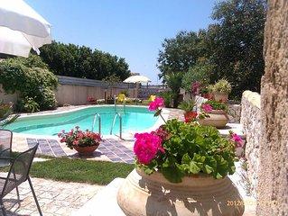 Villa con piscina in Sicilia - Casa Vacanza in Sicilia