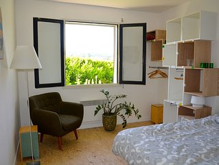 Nice two-bedroom home with pool in Provence