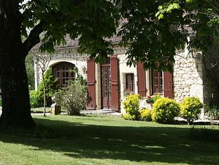 Discover the delights of the Dordogne and enjoy the elegance of The Farmhouse.