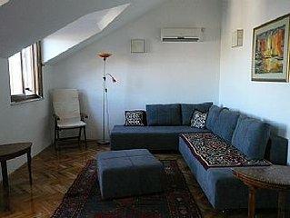Trogir Riviera Apartment (Okrug Gornij), Sea view, 5 min. by foot to the beaches