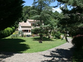 Comfortabl gite in private nature setting / private pool  / large garden