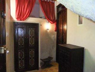 Maison de charme dans la medina (location maison entière)