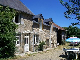 St Martins Farmhouse  Idyllic Normandy 5 bedroom gite Get away from it all!