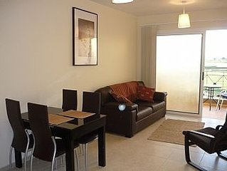 Lovely Apartment With Pools, In rural location yet close to beaches & attraction