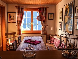 Charming alpine appartment